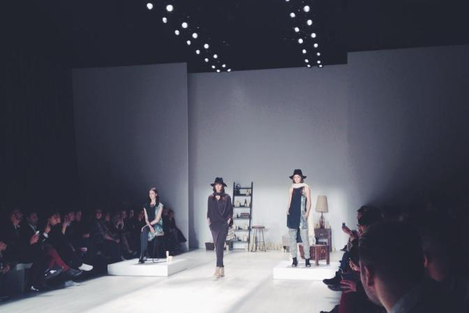 CAFA at World MasterCard Fashion Week