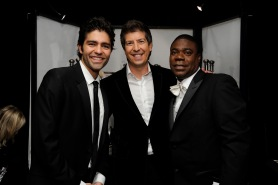 Adrian Grenier, Ron White and Tracy Morgan