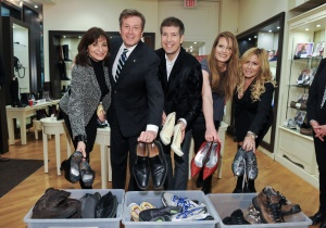 Notable Clientele | Jeanne Beker, John Tory, Ron White, Monika Schnarre and Billie Holliday