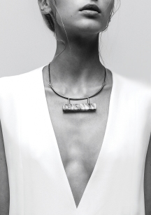 Necklace by LLY ATELIER