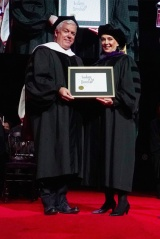 Tim_Blanks_receiving_his_honorary_doctorate_